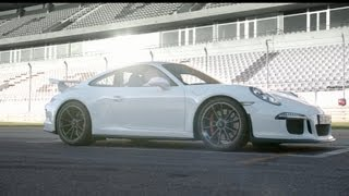 The new Porsche 911 GT3 - First official driving shots