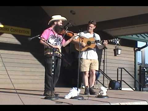 Galax 2012 Aaron Lewis Fiddle
