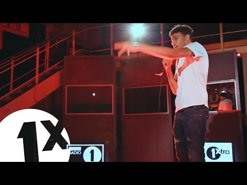 AJ TRACEY PERFORMS 'BUSTER CANON' FOR TODDLA T @BBCR1 @1Xtra @TODDLAT @AJFromTheLane
