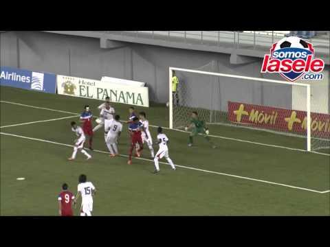 USA venció 5-2 a Costa Rica