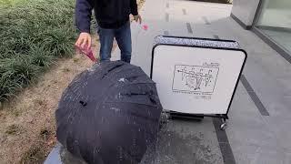 video thumbnail Omnipack Umbrella Dryer - Black youtube