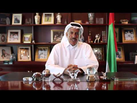 Khalaf Al Habtoors personal New Years message to all Al Habtoor Group employees
