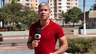 Estátua de Jorge Teixeira em Porto VelhoConteúdo da SICTV, afiliada RecordTV em Rondônia.- Repórter: Sáimon Rio- Cinegrafsita: Clênio Amorim (SICTV-RECORD)