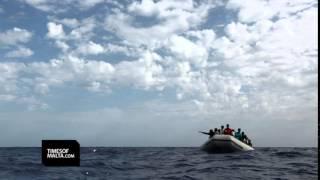Video Phone Call From 620 Eritrean, Ethiopian, Somali Migran