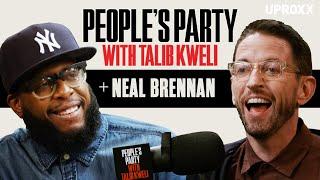 Talib Kweli And Neal Brennan Talk Chappelle's Show, SNL & Mining Politics For Jokes | People's Party