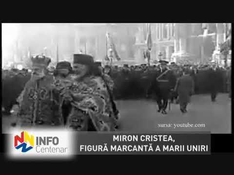 Miron Cristea, figură marcantă a Marii Uniri