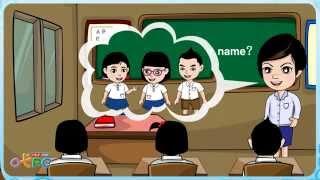 สื่อการเรียนการสอน Hello ป.2 ภาษาอังกฤษ