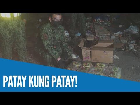 2 SUSPECTED DRUG DEALERS NANLABAN SA BUY-BUST OPERATION, PATAY; P150M HALAGA NG SHABU, NAKUMPISKA