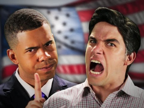 Epic Rap Battles Of History - Obama Vs. Romney