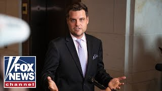 Matt Gaetz kicked out of impeachment inquiry hearing