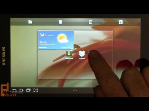 comment ouvrir galaxy tab 2
