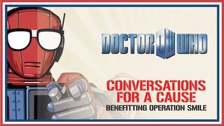 "Conversation for a Cause - Nerd HQ 2013 Subscribe to The Nerd Machine: http://goo.gl/Le9ha ""Doctor Who"" Conversation with ..."