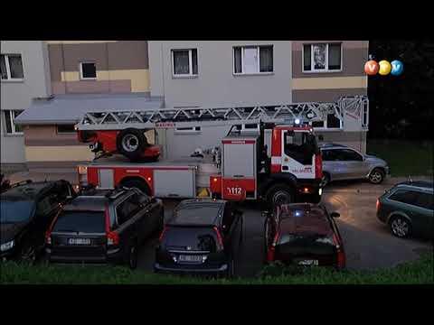 VUGD apseko daudzdzīvokļu namu pagalmus Valmierā