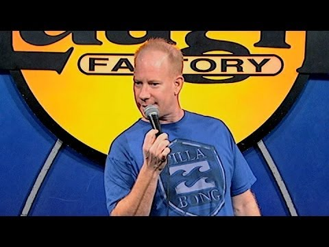 Darren Carter - Disappointed Parents (Stand Up Comedy)