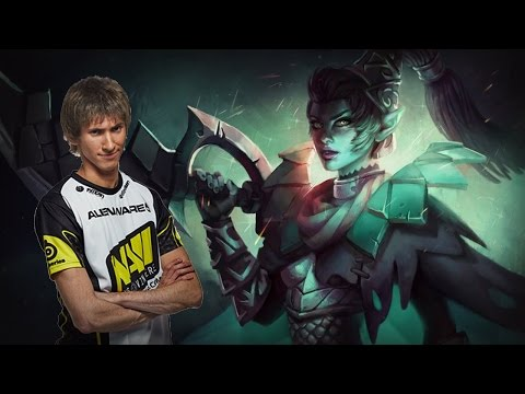 Dendi,XBOCT and Funn1k versus ArtStyle and Dubas in Dota 2