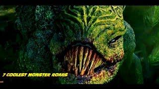 Video Top 7 Coolest Monster Roar (Scenes) MP3, 3GP, MP4, WEBM, AVI, FLV Desember 2017