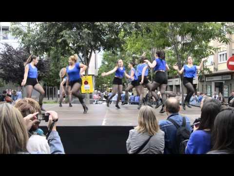 Commercial Dance, Fira Comerciantes Sta  Eulalia