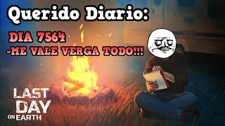 ME CAGO EN TODO BROTHER..! | LAST DAY ON EARTH: SURVIVAL | [RidoMeyer]