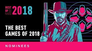 Best Games of 2018 - Nominees by IGN