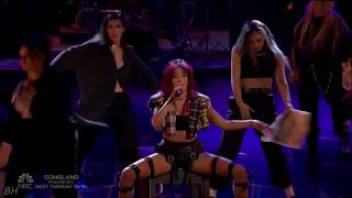 Halsey performs Nightmare @The Voice Season Finale 2019
