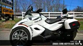 6. 2013 Can-Am SPYDER ST LIMITED  - Columbia Motorsports LLC...