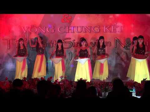 Múa Quê Tôi- Chung Kết- Lớp 11CNA04