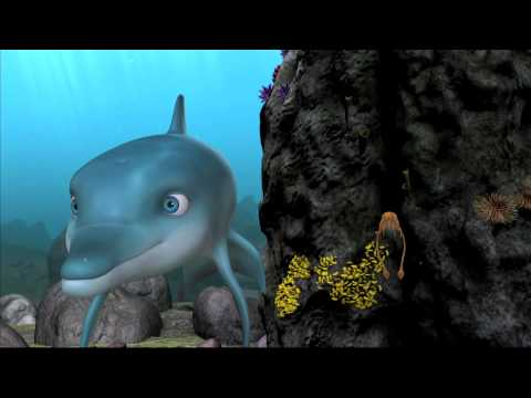 Dolphin: Story Of A Dreamer Official Trailer (2015)