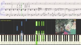 Песня о доброте - Фунтик(Ноты для фортепиано) (piano cover)