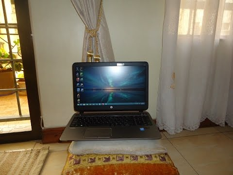 Review of HP Probook 450 G2 Laptop - Intel Core i5, 6GB RAM
