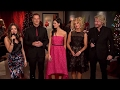 Lucy Hale talks to Little Big Town | CMA Country Christmas 2014 | CMA