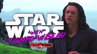 Video Star Wars with Tommy Wiseau - Oh hi Mark MP3, 3GP, MP4, WEBM, AVI, FLV Juni 2018