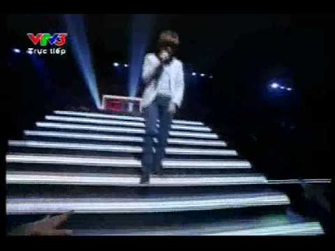 Bui Anh Tuan - Hoang Mang - The Voice Of Vietnam 2012 - Live Rounds 3