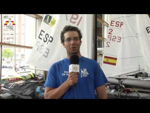 Saludo de Joaquín Blanco desde Santander