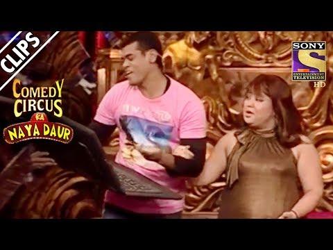 Bharti Mimics Archana Puran Singh | Comedy Circus Ka Naya Daur