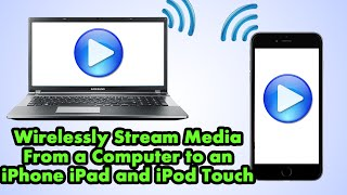 Nonton How To Wirelessly Stream Videos And Music From Computer To iPhone iPad And iPod Film Subtitle Indonesia Streaming Movie Download