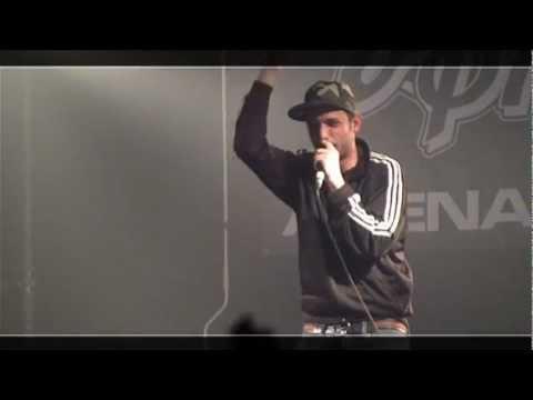 MOURI FREESTYLE  (live Dj Gruff & Dj Lugi) (видео)