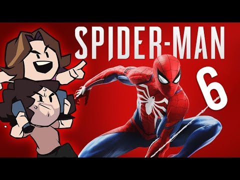 Spider-Man: There's My Backpacks! - PART 6 - Game Grumps