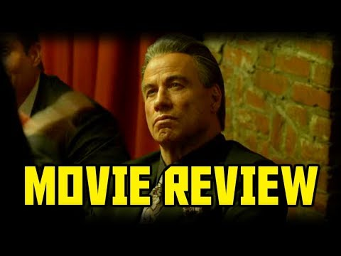 Movie Review | Gotti (2018)
