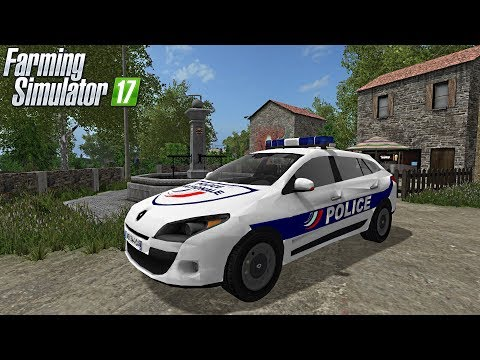 Renault Megane 3 Estate Police Nationale v1.0