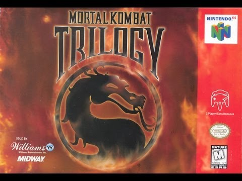 mortal kombat trilogy nintendo 64 cheats fatalities