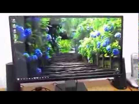 Unboxing Dell S2340L 23