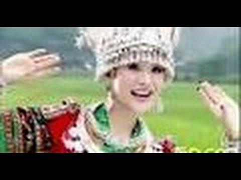 文欣 / 苗家姑娘过山来 Wen Xin - Hmoob Ntxhais Saum Toj Siab Los (MV) H'Mong H'Mông (видео)