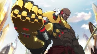 Video Doomfist - Histoire d'un héros Overwatch MP3, 3GP, MP4, WEBM, AVI, FLV September 2017