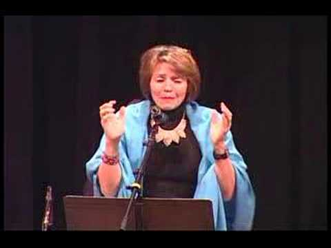 Gratefulness - Global activist and author Lynne Twist talks about gratefulness as one of the two branches of gratitude at the Poetry of Gratefulness event at the Herbst The...