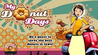 My Donut Days YouTube video