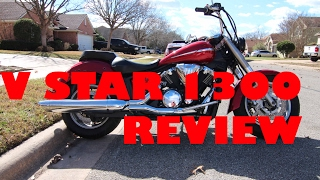 5. MaksWerks Review - 2009 Yamaha V-Star 1300