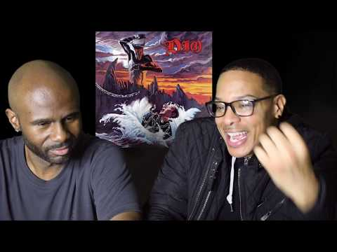 Dio - Holy Diver (REACTION!!!)