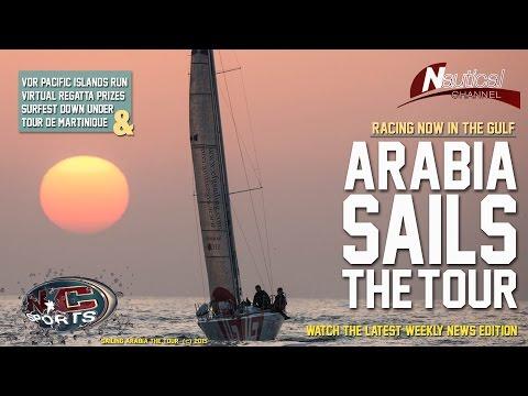 VOR Auckland Rush, Sail Arabia Tour, Virtual Regatta Real Prizes, WSL-QS Newcastle, Martinique Tour