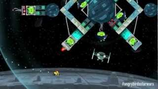 Angry Birds Star Wars YouTube video