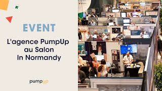 Video : PumpUp à la pointe de l'innovation digitale au salon In Normandy